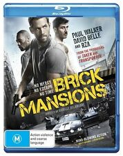 Brick Mansions (Blu-ray, 2014)