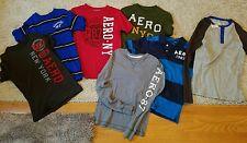Boys XS Aeropostale Shirts Lot