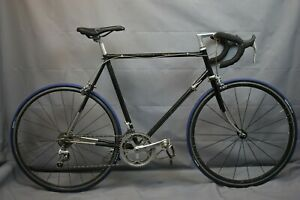 Raleigh 1980 Super Course Touring Road Bike 59cm Large Shimano 600 Steel Charity