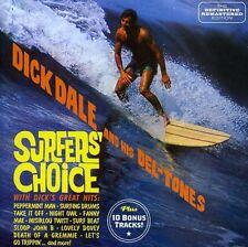 Surfer's Choice - Dick Dale (2013, CD NEU)