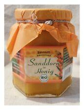 Storchennest BIO Sanddorn im Honig