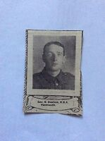 c7-2 ephemera 1915 ww1 picture gnr g eustace r g a falmouth france front