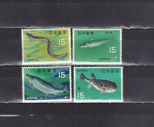 Japan - Lot Of Early Unused MH/OG Stamps (125JA)
