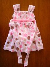 BEAUTIFUL SUMMER DRESS BY BONNIE JEAN SIZE 3T
