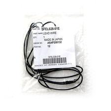 Technics Earth Ground Lead Wire SL1200 SL1210 MK 2 3 5 LTD cable SFEL028-01E NEW