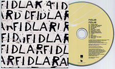 FIDLAR Fidlar 2012 UK 14-trk promo CD card sleeve Wichita