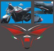 Kit  Honda Hornet  2008/2011 - adesivi/adhesives/stickers/decal