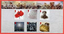 2014 The Great War ( WWI ) 1914 Presentation Pack No. 501