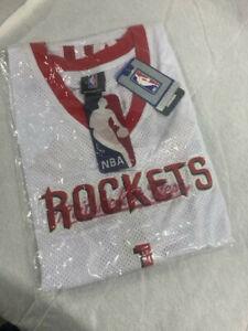 #1 Tracy McGrady: Vintage Houston Rockets Jersey Size 60 Reebok Swingman