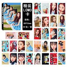 30pcs /set Kpop Red Velvet ROOKIE Collective Photo PhotoCard Poster Lomo Card