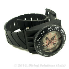 Scuba Diving Dive Wrist Compass Navigation Underwater