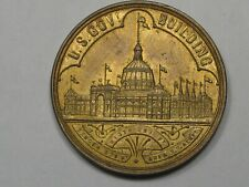 1893 Chicago Columbian Exposition US Mint Exhibition So-Called Dollar.  #16