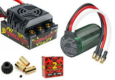 Castle Creations 1/8 Mamba Monster 2 Waterproof ESC 2200kV Motor V2 010-0108-01