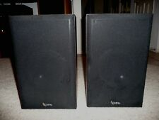 Vintage Infinity SM-82 Studio Monitor Series 2-Way 8 ohm 125W Speakers