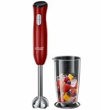 Mixeur Plongeant Desire rougenoir 24690-56 Russell Hobbs