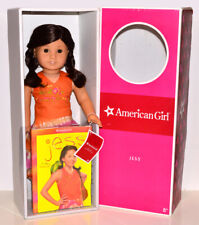 Jess! Original Braids! Box/Book/Tag/Outfit! Retired American Girl Doll Of Year 2