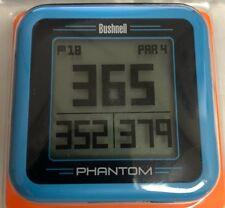 Bushnell Phantom Blue Golf GPS with Bite Magnetic Mount