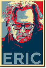 ERIC CLAPTON ART PHOTO PRINT (OBAMA HOPE) POSTER GIFT