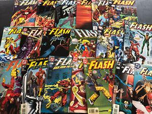 FLASH COMICS HUGE LOT -Key issues