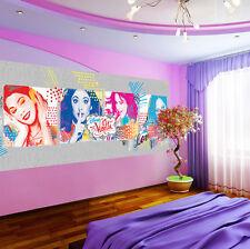 Nappes papier peint papier peint papier peint enfants photo panel disney violetta 1786 pdd
