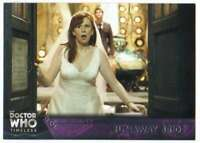 2016 Topps Doctor Who Timeless Trading Card #54 Runaway Bride