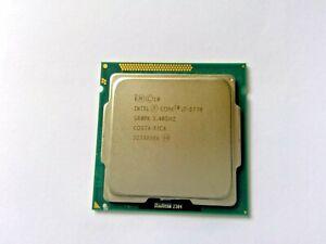 Intel Core i7-3770 3.40GHz CPU Quad-Core Processor 4 Core LGA
