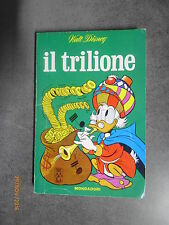 CLASSICI WALT DISNEY n° 23 - I° serie - 1966 - Mondadori - Il Trilione