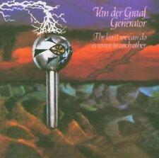"VAN DER GRAFF GENERATOR ""THE LEAST WE CAN DO..."" CD NEW+"