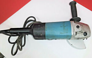 Makita 9077SL 7-Inch High Power Angle Grinder Used Tested Works Well CLEAN Nice!