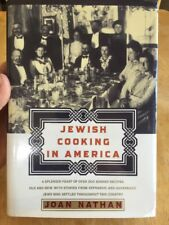 Jewish Cooking In America (Knopf Cooks American) Nathan, Joan Hardcover