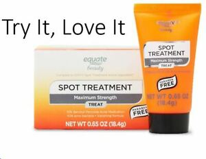 Equate Spot Treatment Emergency Blemish Relief Oxy Proactive Benzoyl Peroxide