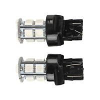 2x T20 W21/5W 3156 3157 5050 SMD 13 LED BULB SPOT AUTO CAR lamp Red light S2B5