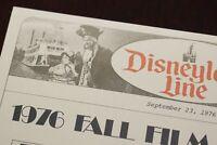 Disneyland 1976 Walt Disney Bicentennial Casa de Fritos Cast Member News WDP
