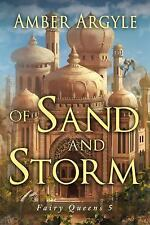 Of Sand and Storm by Amber Argyle (2016, Paperback)