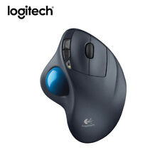 Logitech M570 2.4Ghz Wireless Mouse Trackballs Ergonomic Vertical Mouse Drawing