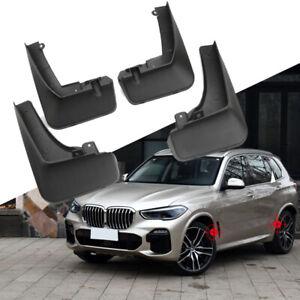 For BMW X5 G05 M sport 2019 2020 Mud Flap Splash Guards Mudguards Fender 4pcs