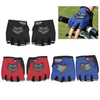 Men's Fitness Exercise Workout Weight Lifting Sport Gloves Gym Training Wo VXL