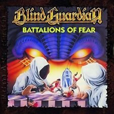 Blind Guardian - Battalions Of Fear [New CD] Reissue