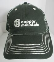 Copper Mountain Hat Cap Trucker Colorado Ski Resort VTG American Dry Goods Brand