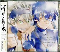 BLACK CLOVER-BLACK CLOVER MUSIC COLLECTION VOL.2-JAPAN CD G35