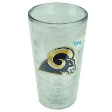 NFL St.Louis Rams Cup BPA Free Liquid Water Slime Line Tumbler Translucent 16oz