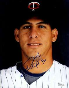 Wilson Ramos Jsa Certified Authentic Hand Signed 8x10 Photo Autograph