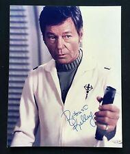 DeForest Kelley - Star Trek Dr. McCoy - Bones  - Autograph - *Hollywood Posters*