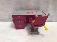 Bratz Stylin Salon N Spa Vanity And Recliner Chair Purple