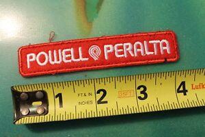 Powell Peralta Skateboards Bones Tony Hawk Cab Vintage 80's Skateboarding PATCH