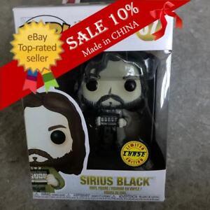 Funko Pop!Harry Potter Sirius Black #67 Chase Sticker Label