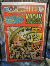Tarzan Family Giant #61 DC Comics Korak Edgar Rice Burroughs Comics