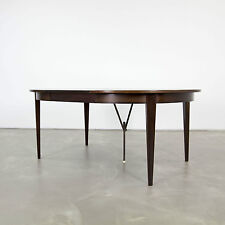 Danish Modern Expandable Dining Table Mod. 55 by Omann Junior Denmark | Esstisch