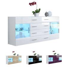 Hochglanz-Sideboards fürs Wohnzimmer