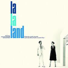 LA LA LAND - ORIGINAL SOUNDTRACK  (BLACK VINYL)   VINYL LP NEUF